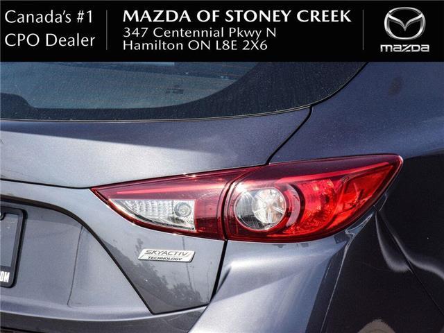 2016 Mazda Mazda3 Sport GS (Stk: SU1306) in Hamilton - Image 10 of 22