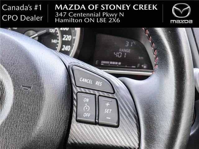 2016 Mazda Mazda3 Sport GS (Stk: SU1306) in Hamilton - Image 19 of 22