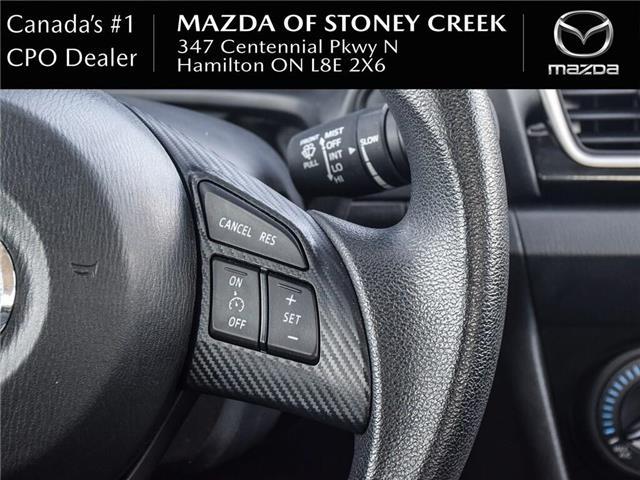 2016 Mazda Mazda3 GX (Stk: SU1327) in Hamilton - Image 19 of 23