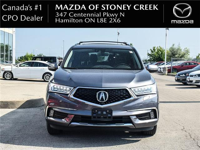 2017 Acura MDX Elite Package (Stk: SN1258A) in Hamilton - Image 2 of 22