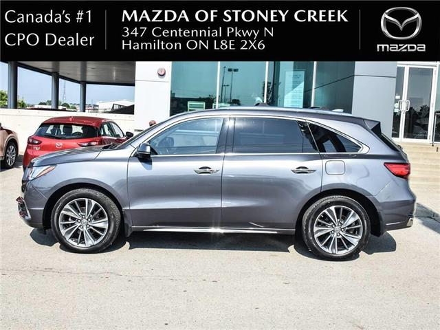 2017 Acura MDX Elite Package (Stk: SN1258A) in Hamilton - Image 3 of 22