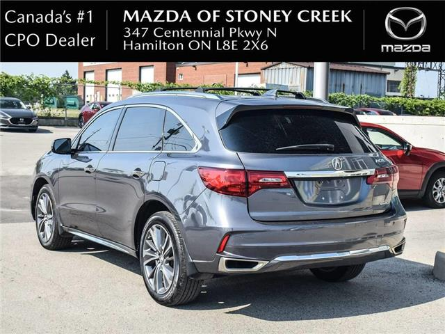 2017 Acura MDX Elite Package (Stk: SN1258A) in Hamilton - Image 4 of 22