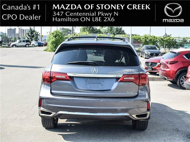 2017 Acura MDX Elite Package (Stk: SN1258A) in Hamilton - Image 5 of 22
