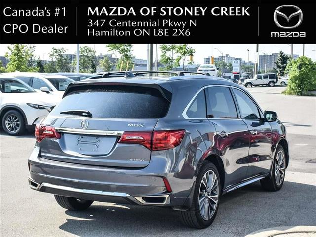 2017 Acura MDX Elite Package (Stk: SN1258A) in Hamilton - Image 6 of 22