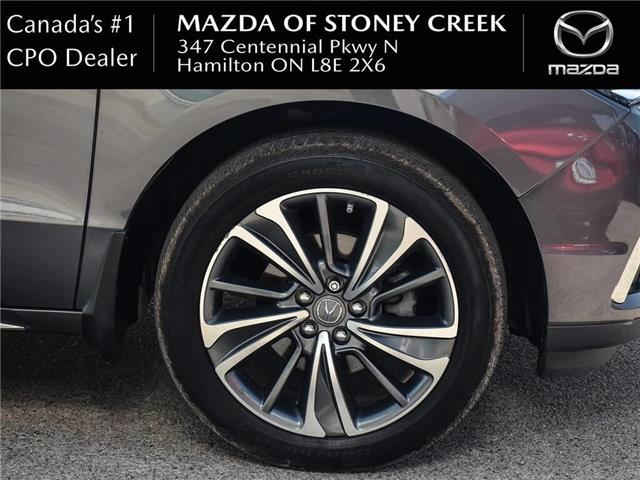 2017 Acura MDX Elite Package (Stk: SN1258A) in Hamilton - Image 8 of 22