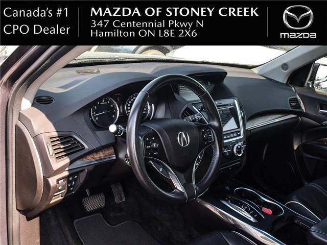2017 Acura MDX Elite Package (Stk: SN1258A) in Hamilton - Image 12 of 22