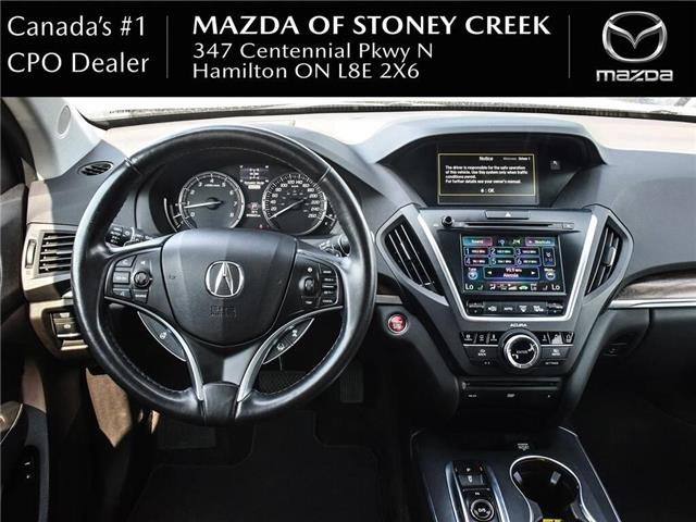 2017 Acura MDX Elite Package (Stk: SN1258A) in Hamilton - Image 15 of 22