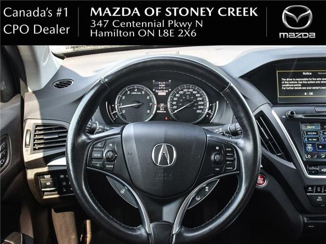 2017 Acura MDX Elite Package (Stk: SN1258A) in Hamilton - Image 16 of 22