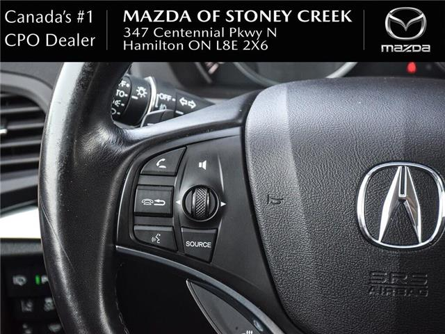 2017 Acura MDX Elite Package (Stk: SN1258A) in Hamilton - Image 18 of 22