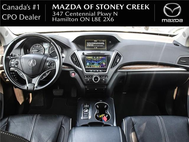 2017 Acura MDX Elite Package (Stk: SN1258A) in Hamilton - Image 20 of 22