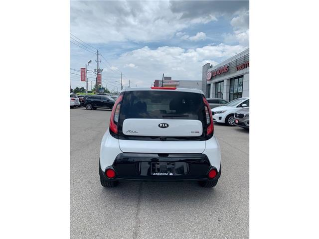 2015 Kia Soul SX LUX|NAVI|PANOROOF|LEATHER|ONE OWNER|LOW KM| (Stk: K0473) in North York - Image 4 of 14