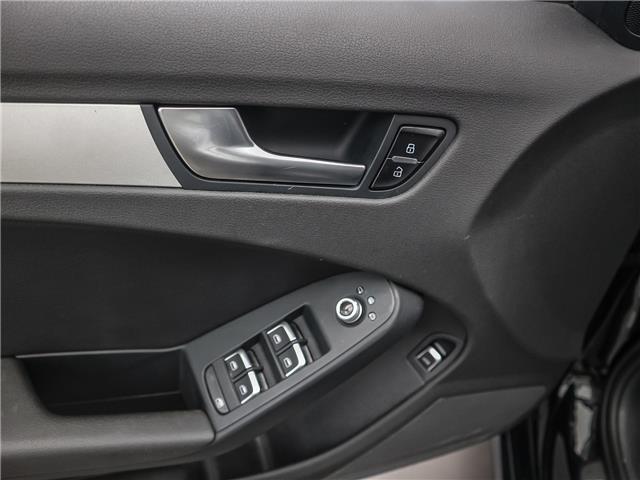 2015 Audi A4 2.0T Komfort plus (Stk: P3151) in Toronto - Image 9 of 25