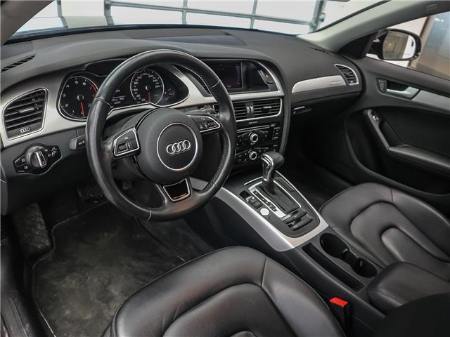 2015 Audi A4 2.0T Komfort plus (Stk: P3151) in Toronto - Image 10 of 25