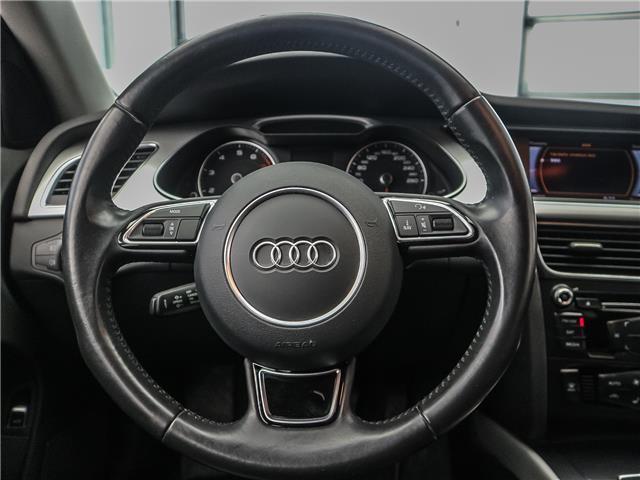 2015 Audi A4 2.0T Komfort plus (Stk: P3151) in Toronto - Image 12 of 25