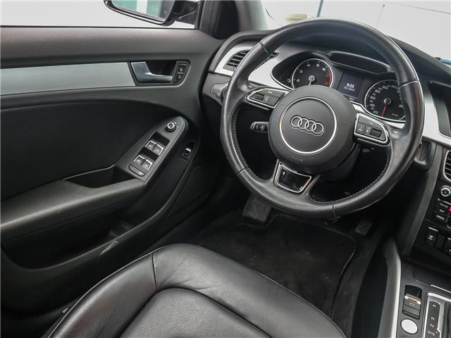 2015 Audi A4 2.0T Komfort plus (Stk: P3151) in Toronto - Image 13 of 25