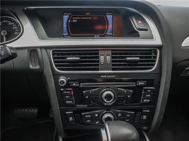 2015 Audi A4 2.0T Komfort plus (Stk: P3151) in Toronto - Image 16 of 25