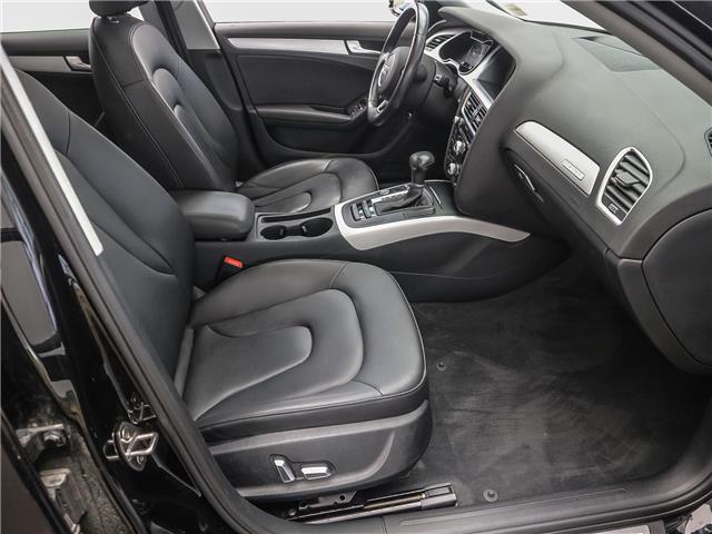 2015 Audi A4 2.0T Komfort plus (Stk: P3151) in Toronto - Image 18 of 25