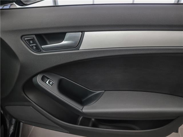 2015 Audi A4 2.0T Komfort plus (Stk: P3151) in Toronto - Image 19 of 25
