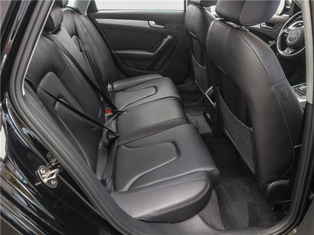 2015 Audi A4 2.0T Komfort plus (Stk: P3151) in Toronto - Image 20 of 25