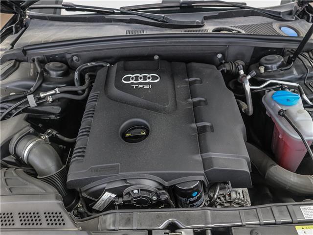 2015 Audi A4 2.0T Komfort plus (Stk: P3151) in Toronto - Image 21 of 25
