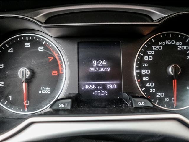 2015 Audi A4 2.0T Komfort plus (Stk: P3151) in Toronto - Image 25 of 25