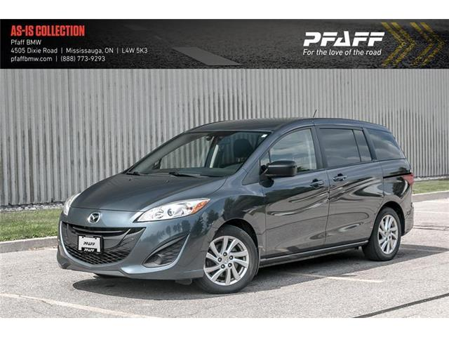 2012 Mazda Mazda5 GS (Stk: 22086A) in Mississauga - Image 1 of 16