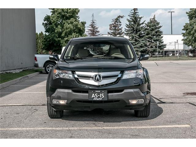 2008 Acura MDX Technology Package (Stk: U5609) in Mississauga - Image 2 of 20