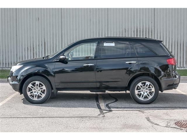 2008 Acura MDX Technology Package (Stk: U5609) in Mississauga - Image 3 of 20