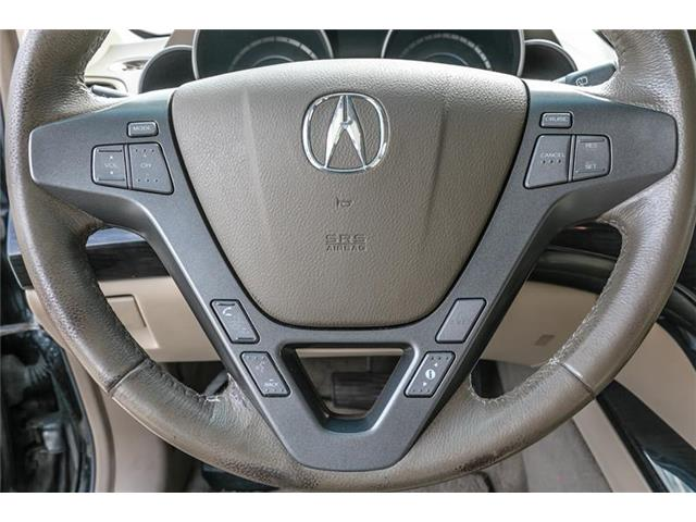 2008 Acura MDX Technology Package (Stk: U5609) in Mississauga - Image 14 of 20