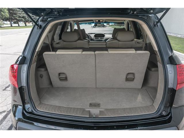 2008 Acura MDX Technology Package (Stk: U5609) in Mississauga - Image 19 of 20
