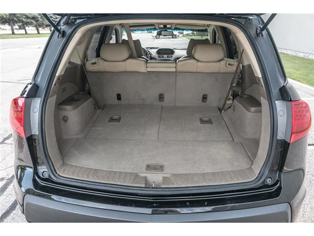 2008 Acura MDX Technology Package (Stk: U5609) in Mississauga - Image 20 of 20