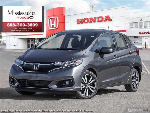 2019 Honda Fit EX-L Navi (Stk: 326787) in Mississauga - Image 1 of 23