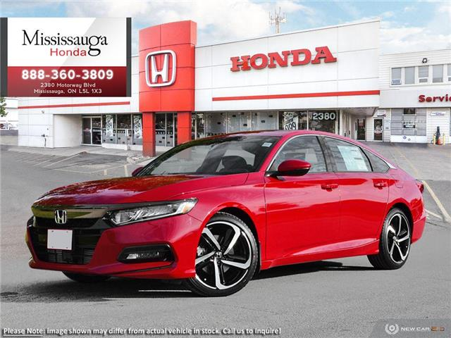 2019 Honda Accord Sport 1.5T (Stk: 326789) in Mississauga - Image 1 of 23