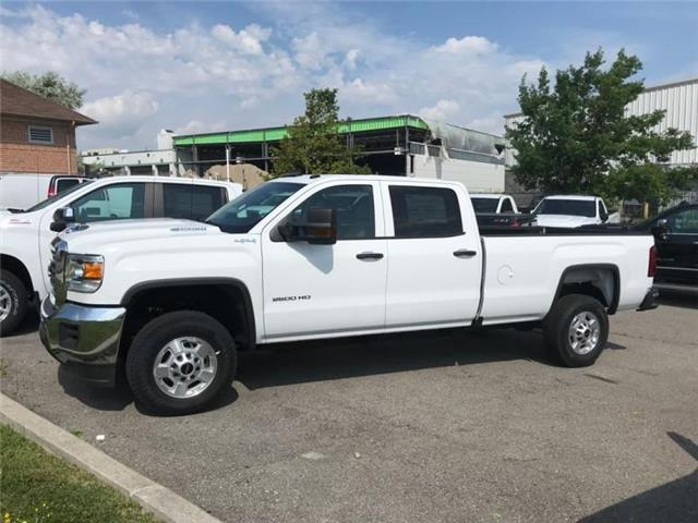 2019 GMC Sierra 2500HD Base (Stk: F271968) in Newmarket - Image 2 of 21