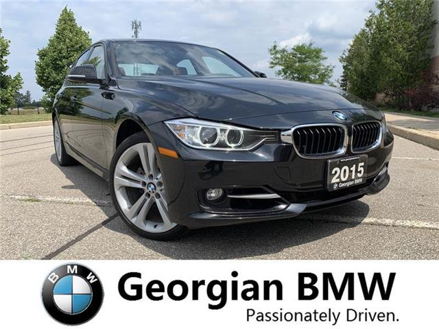 2015 BMW 328i xDrive (Stk: P1525) in Barrie - Image 1 of 18