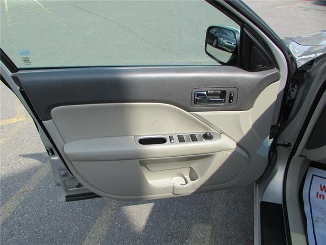 2010 Ford Fusion SEL (Stk: 96709A) in Toronto - Image 10 of 20