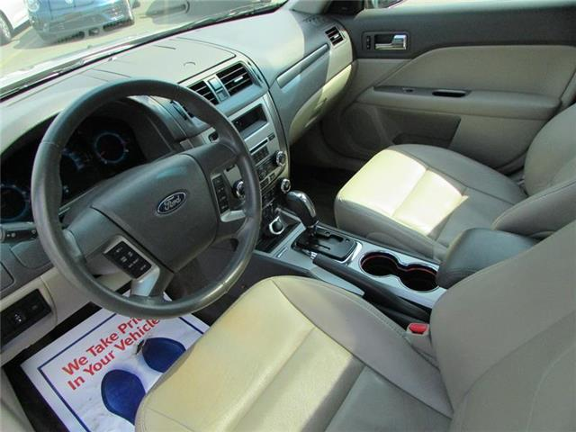 2010 Ford Fusion SEL (Stk: 96709A) in Toronto - Image 11 of 20