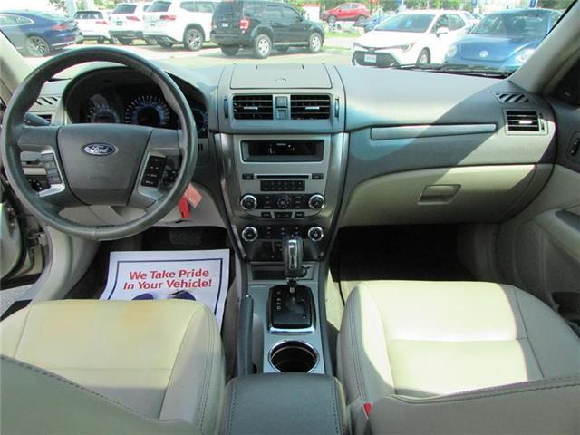 2010 Ford Fusion SEL (Stk: 96709A) in Toronto - Image 17 of 20