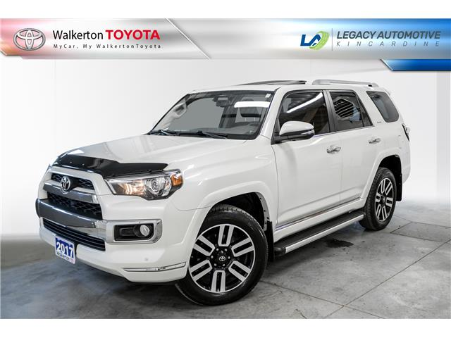 2017 Toyota 4Runner SR5 (Stk: P9107) in Walkerton - Image 1 of 16