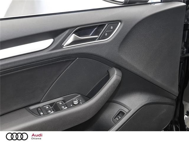 2015 Audi A3 2.0T Progressiv (Stk: 52675A) in Ottawa - Image 9 of 18