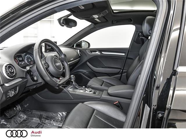 2015 Audi A3 2.0T Progressiv (Stk: 52675A) in Ottawa - Image 11 of 18
