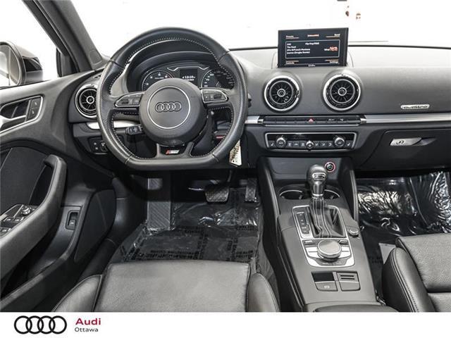 2015 Audi A3 2.0T Progressiv (Stk: 52675A) in Ottawa - Image 13 of 18