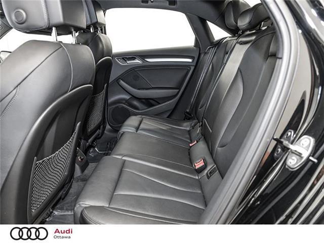 2015 Audi A3 2.0T Progressiv (Stk: 52675A) in Ottawa - Image 14 of 18