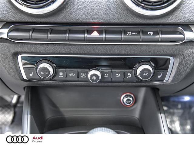 2015 Audi A3 2.0T Progressiv (Stk: 52675A) in Ottawa - Image 16 of 18