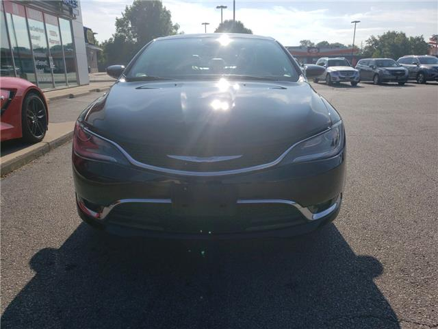 2015 Chrysler 200 C (Stk: FN516002) in Sarnia - Image 2 of 21