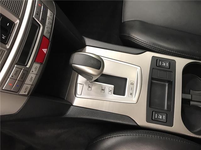 2011 Subaru Legacy 3.6 R Limited Package (Stk: 108668) in Lethbridge - Image 18 of 25