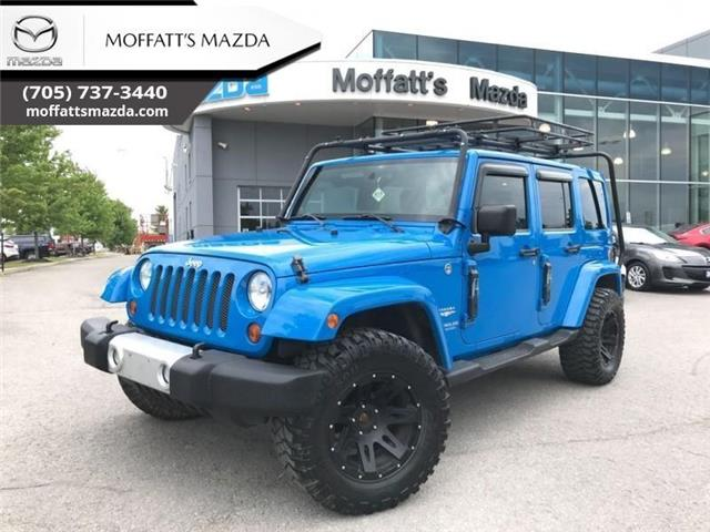 2011 Jeep Wrangler Unlimited Sahara (Stk: P7175C) in Barrie - Image 1 of 24