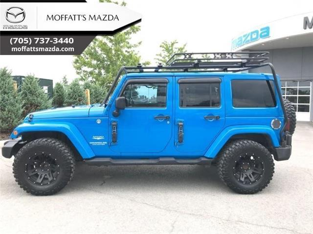 2011 Jeep Wrangler Unlimited Sahara (Stk: P7175C) in Barrie - Image 2 of 24