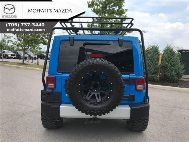 2011 Jeep Wrangler Unlimited Sahara (Stk: P7175C) in Barrie - Image 4 of 24