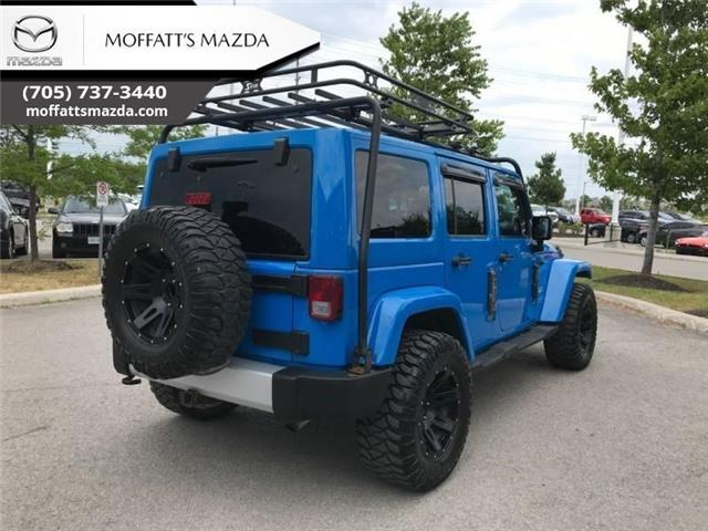 2011 Jeep Wrangler Unlimited Sahara (Stk: P7175C) in Barrie - Image 5 of 24